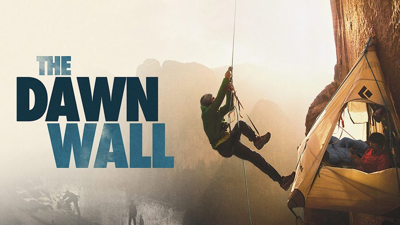 the dawn wall film afişi