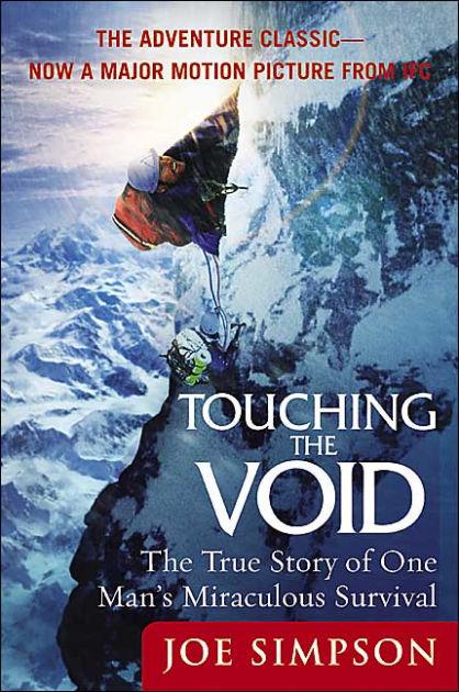 touching the void film afişi