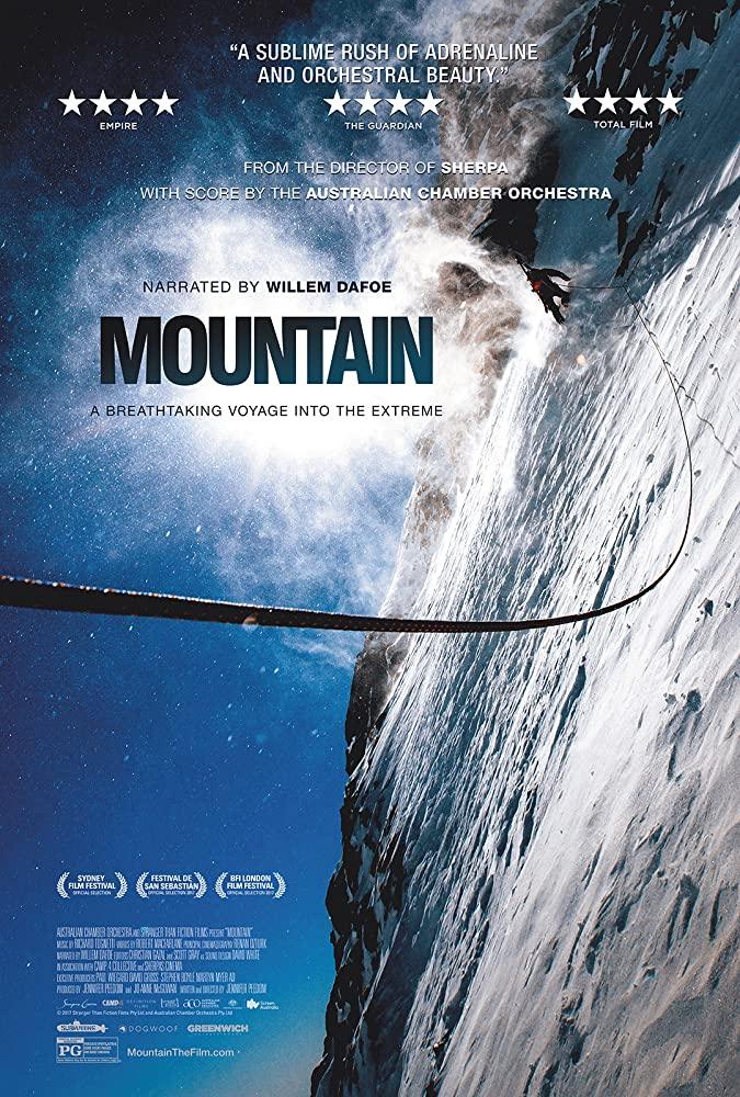 mountain filmi afişi