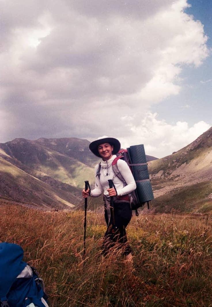 Nursen Yılmaz Kaçkarlar Ağustos Trekking