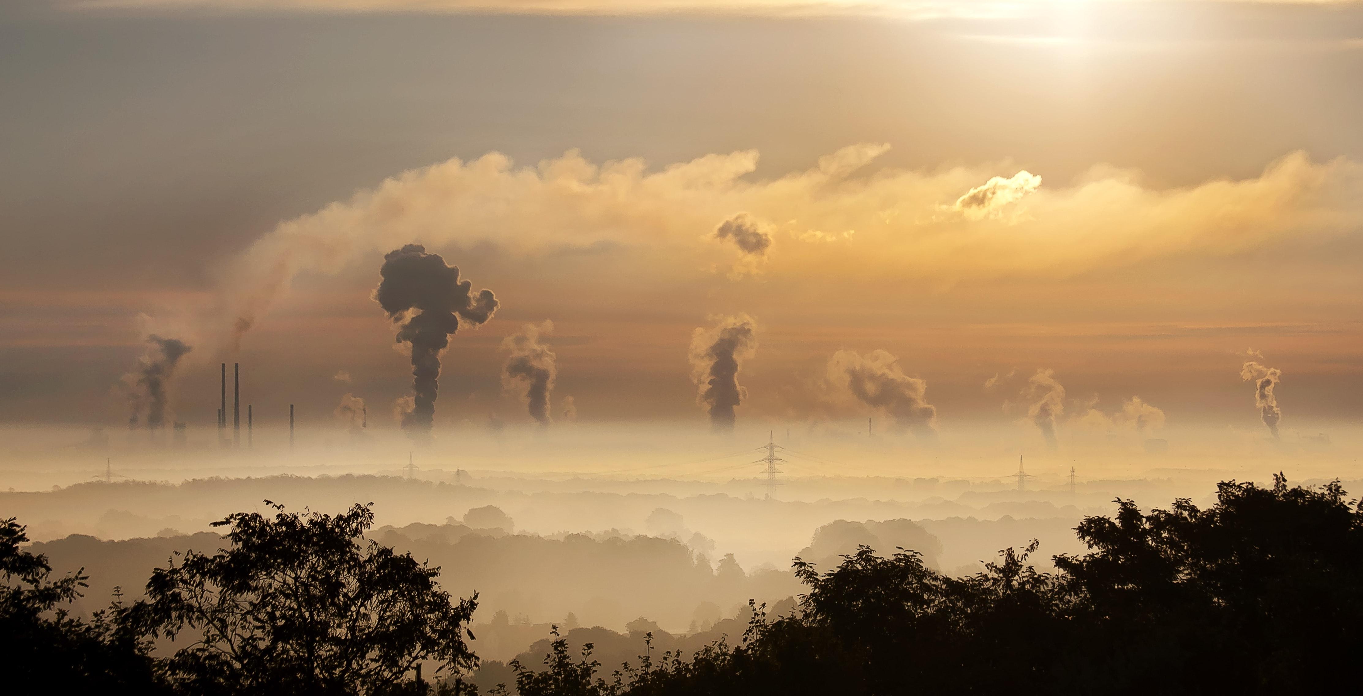 fabrika gazları iklim değişikliği