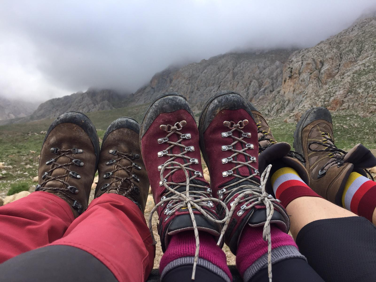 Doğa Yürüyüşü & Trekking Malzemeleri Botlar