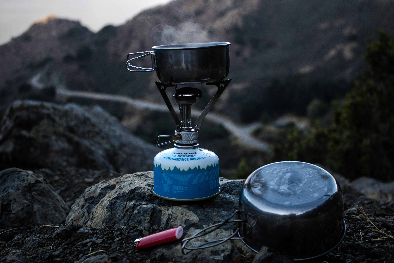 Trekking& Doğa Yürüyüşü Malzemeleri Kamp tüpü