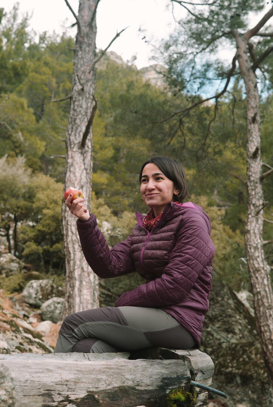 Reyhan Çağaç Kaya Tırmanışı Malzemeleri