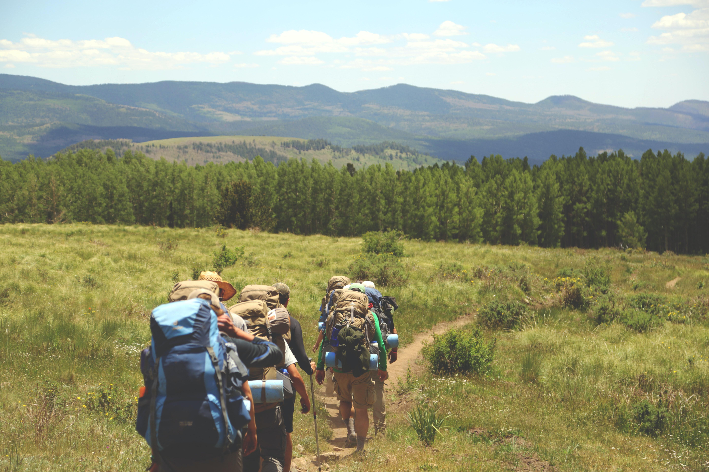 trekking hiking doga yuruyusu