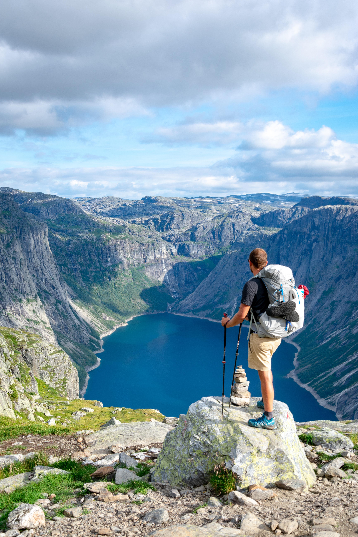 baton doğa yuruyus hiking trekking