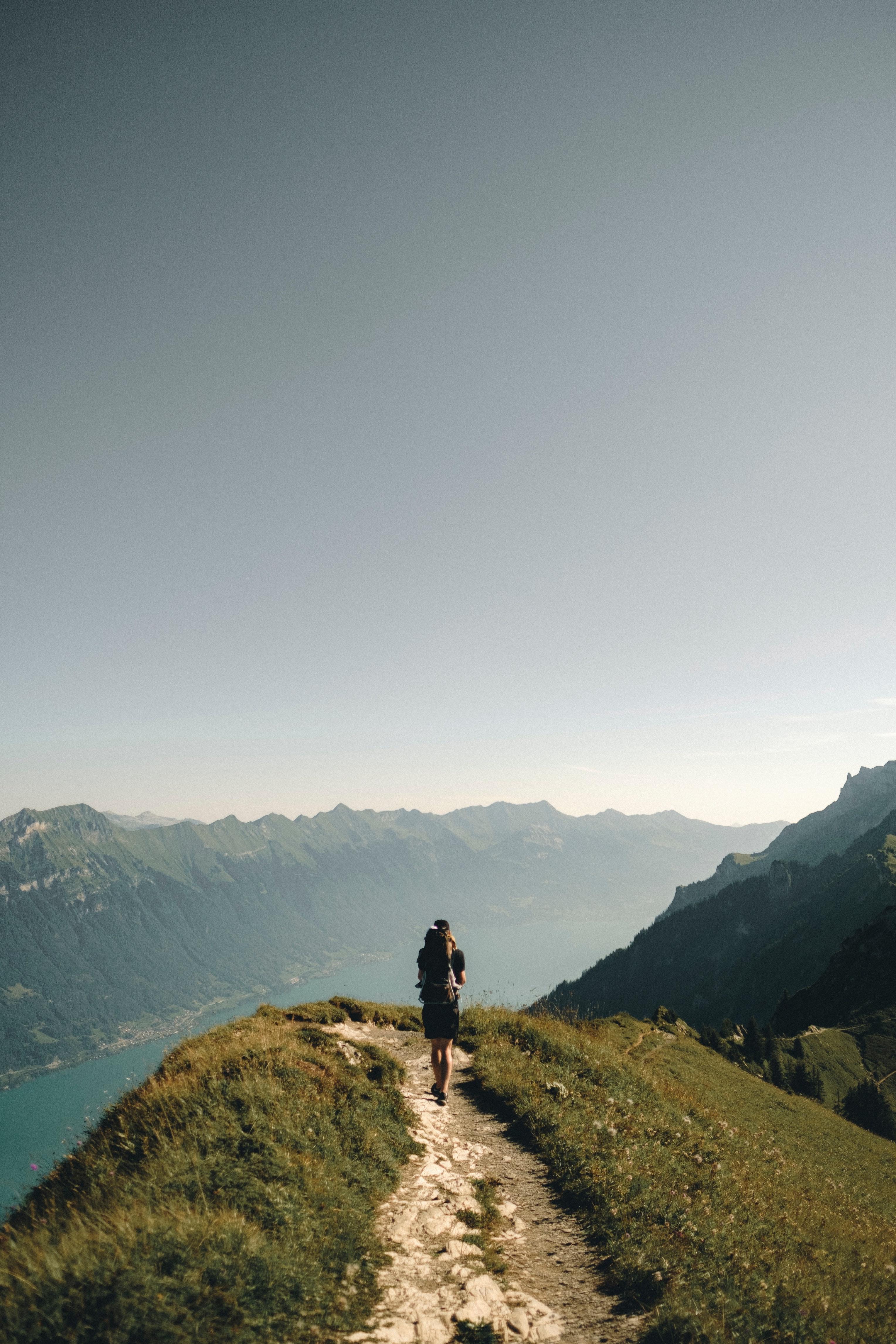 hiking trekking yuruyus doğa