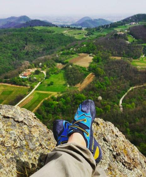 kaya tırmanışı ayakkabısı doğa