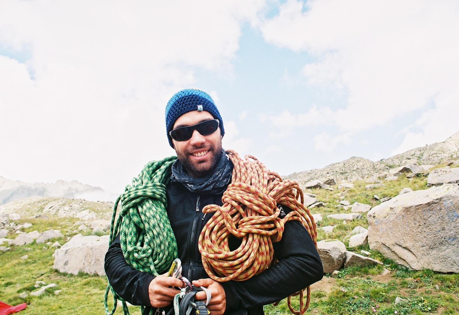 batuhan atılgan kaya tırmanışı ipleri