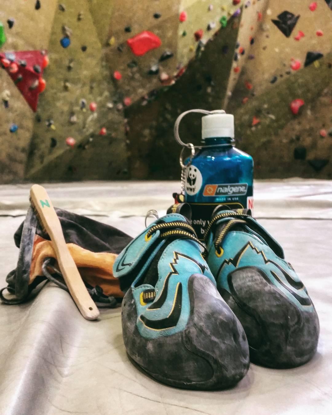 kaya tırmanış ayakkabısı boulder