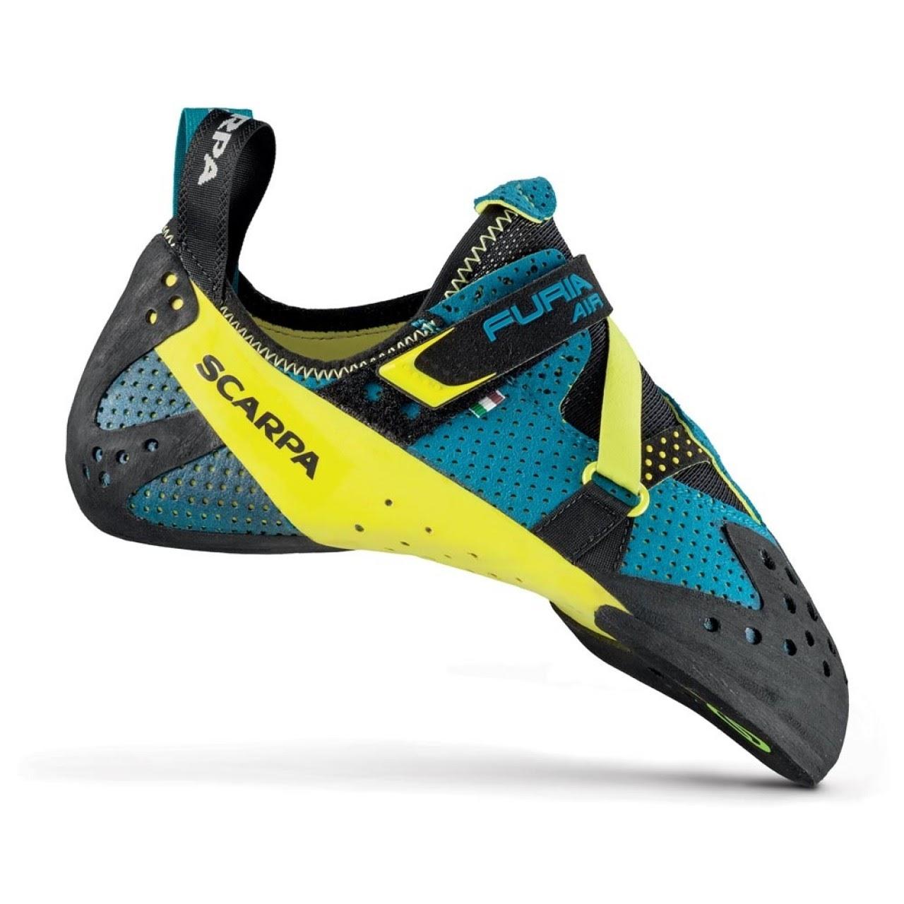 Scarpa agresif tırmanıış ayakkabısı