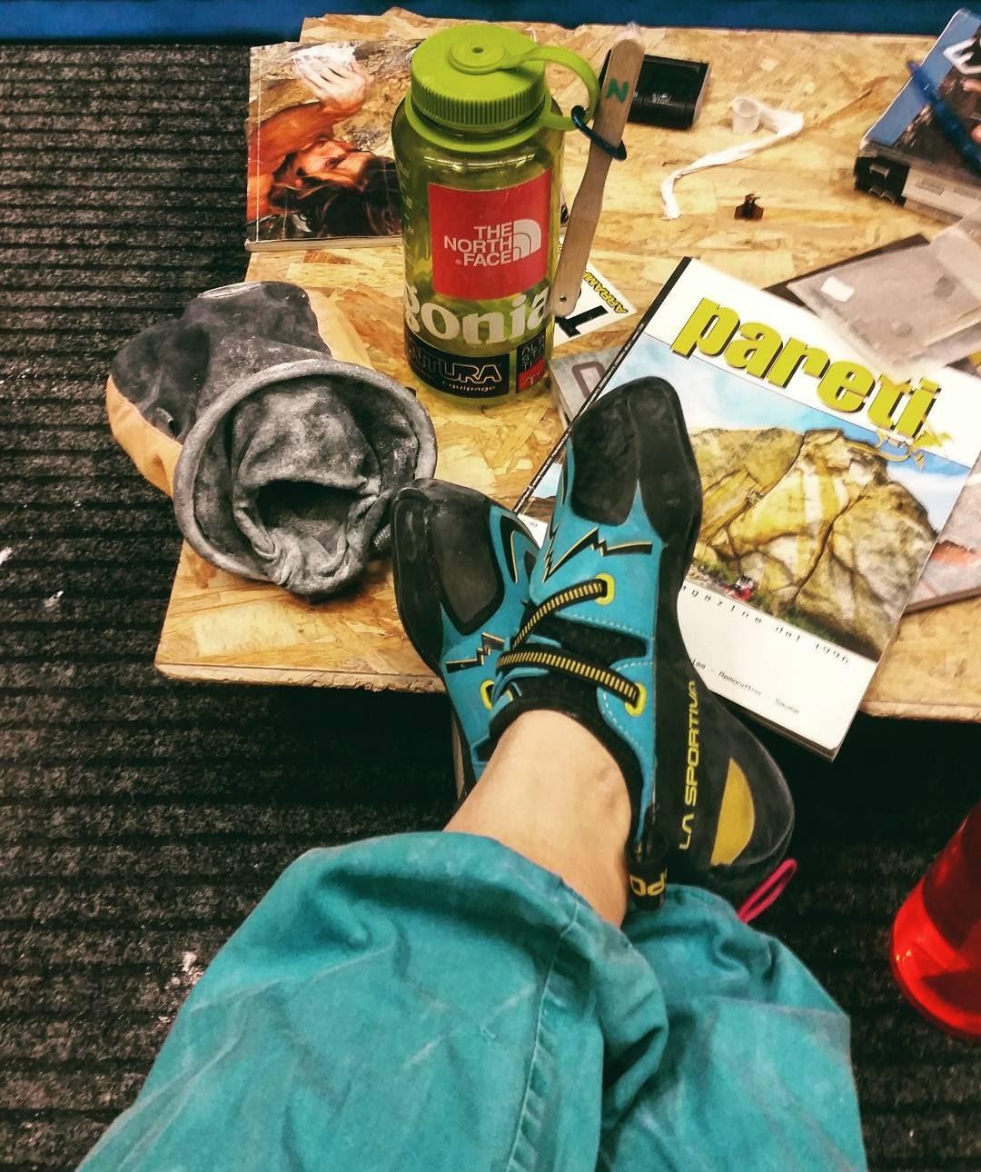 nursen yılmaz bouldering tırmanış la sportiva