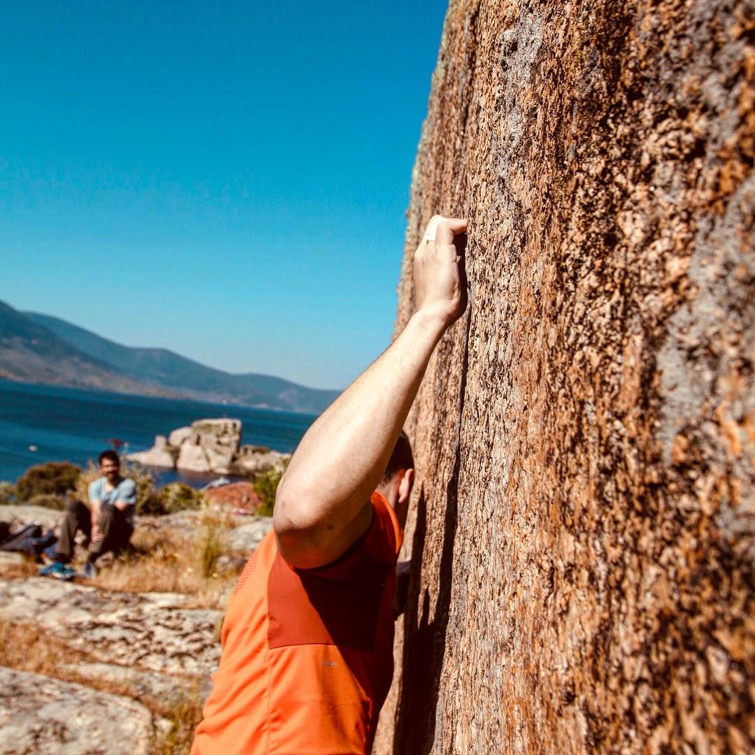 bartu çolak bafa muğla bouldering kısa kaya tırmanışı