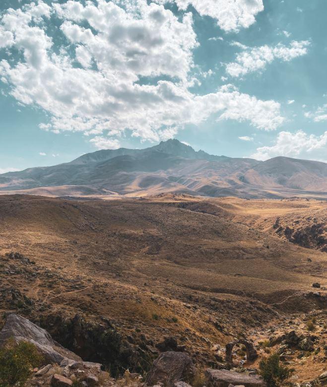 Erciye dağı  dağ bisikleti kaan yıldırım