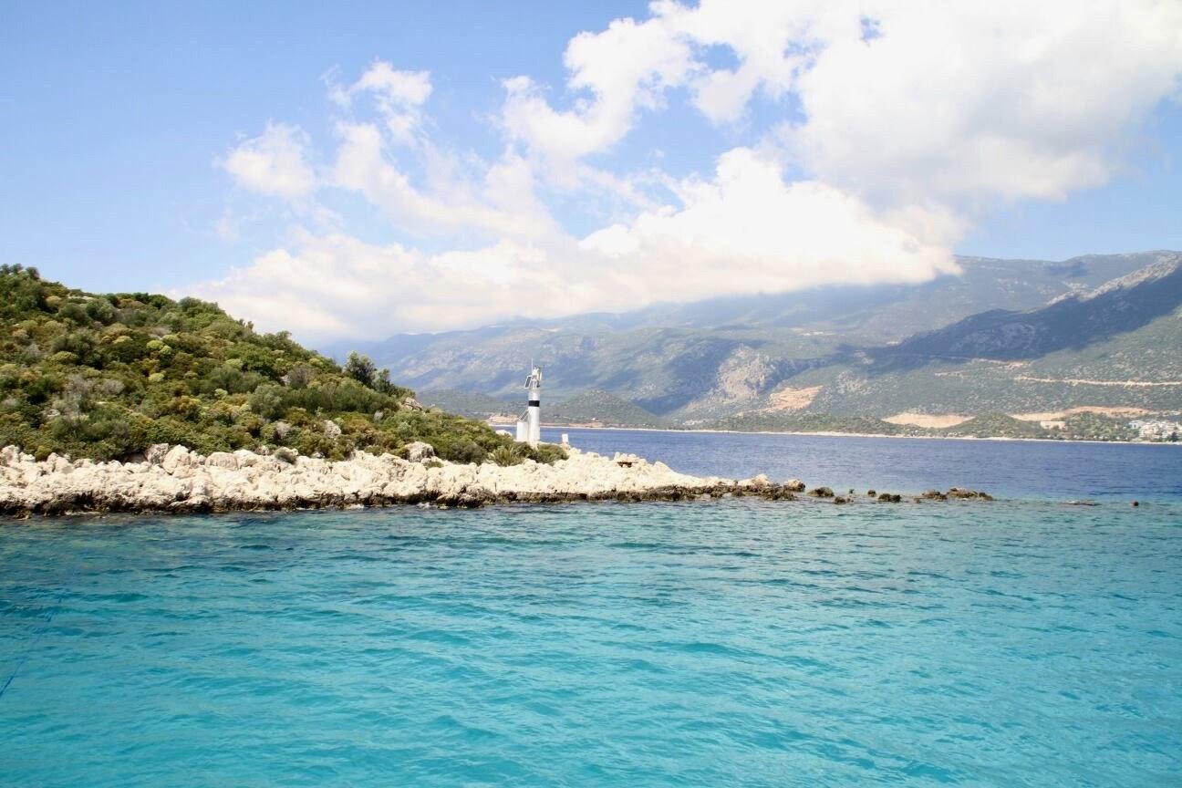 Tüplü Dalış,Fener Reef Dalış Noktası, Kaş, Antalya