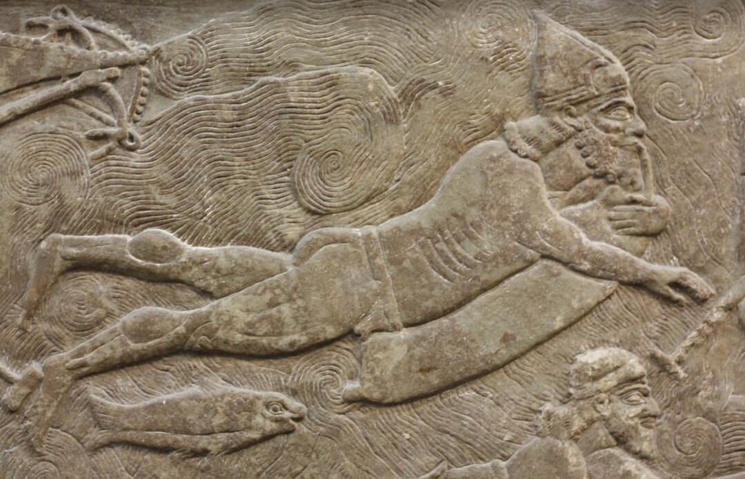 assyrian dalıcı, tüplü dalış tarih