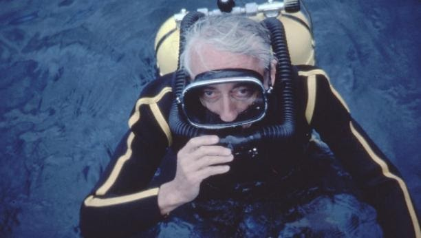 oşinograf cousteau