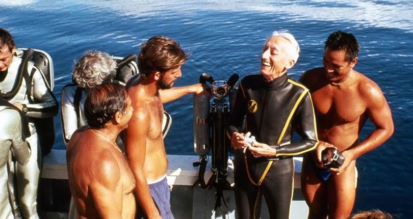 cousteau calypso