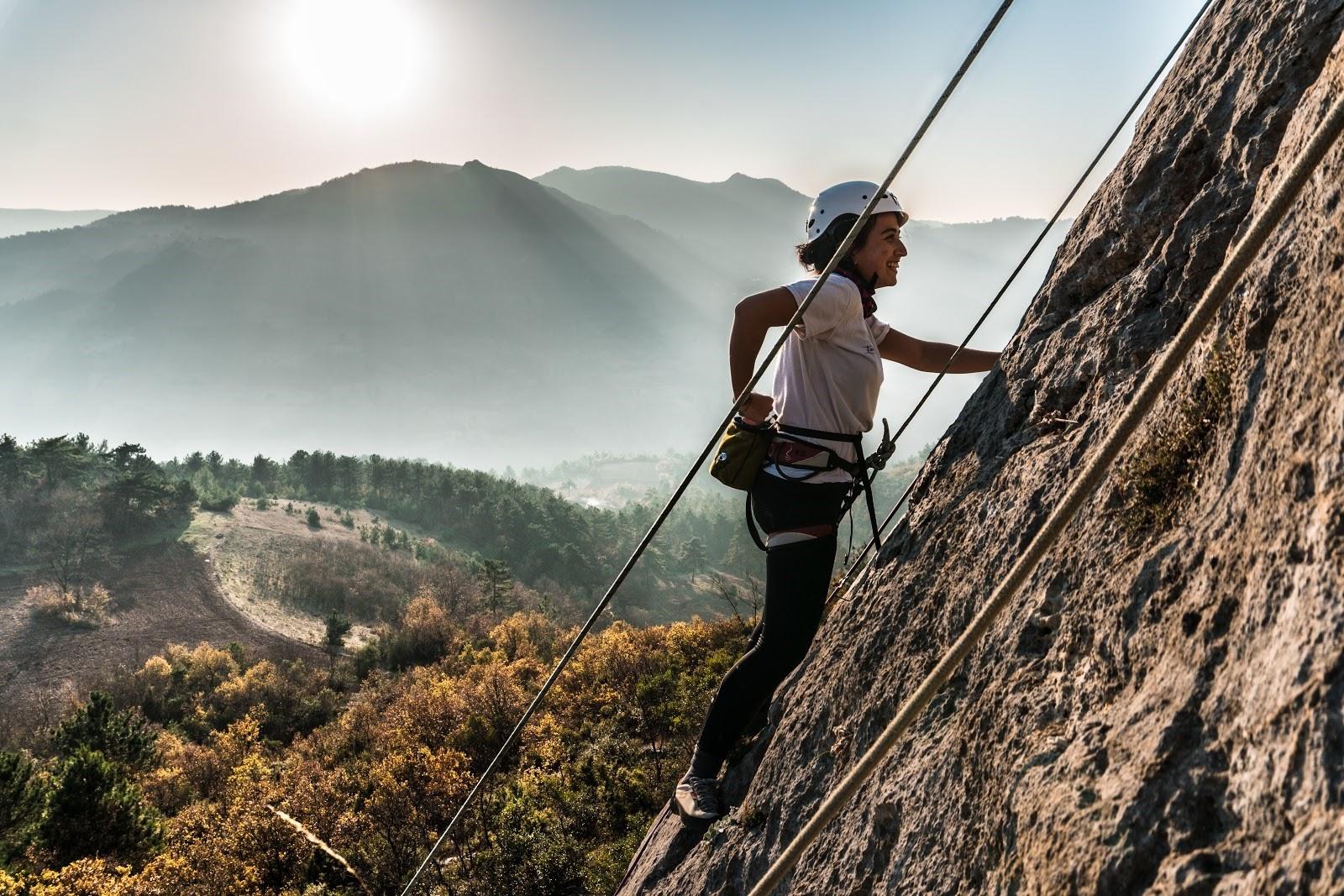geyve, kaya tırmanışı