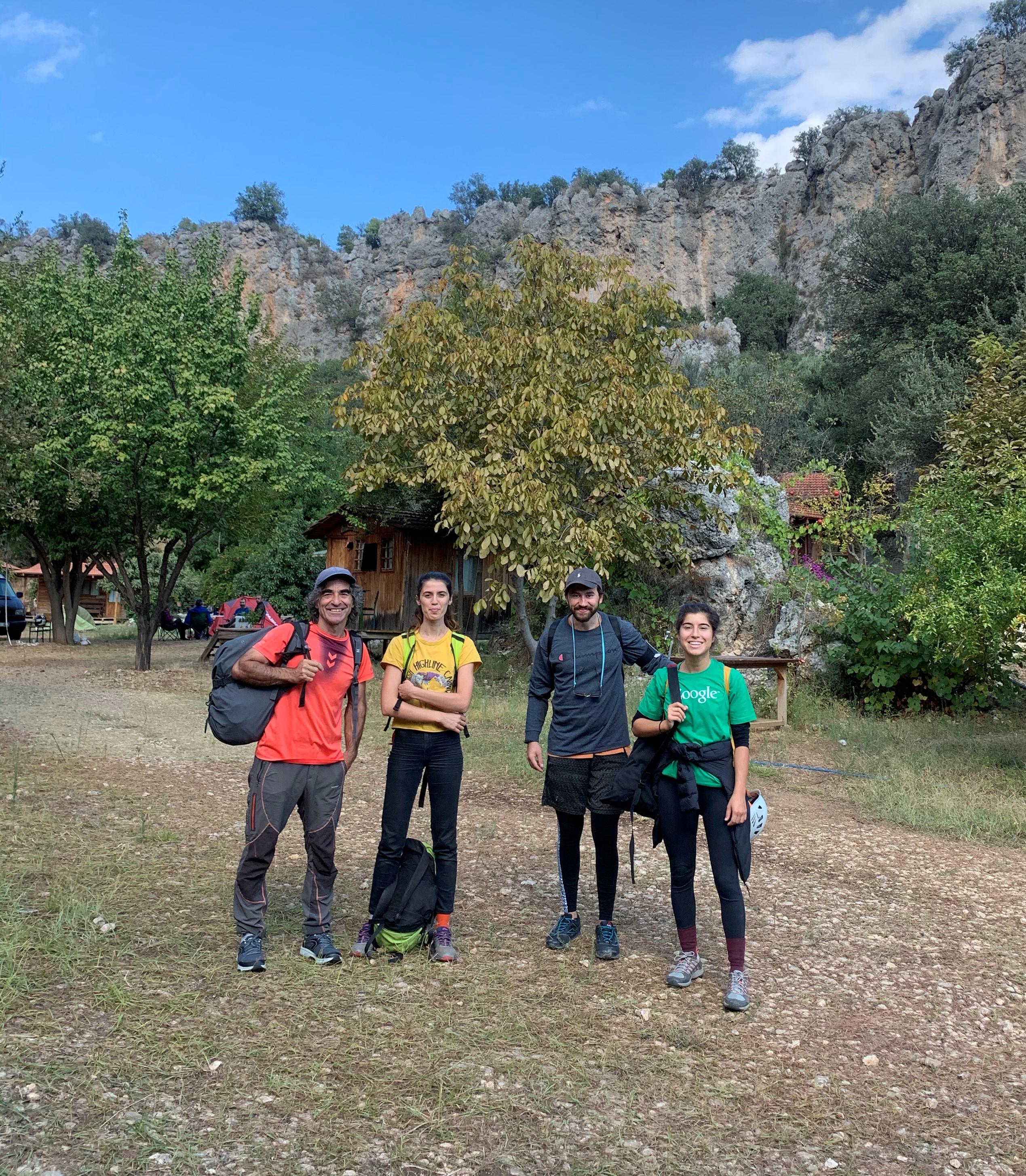Selo, Asude Demirci, Kerimcan Maltepe, Rana Özer Geyikbayırı,Antalya