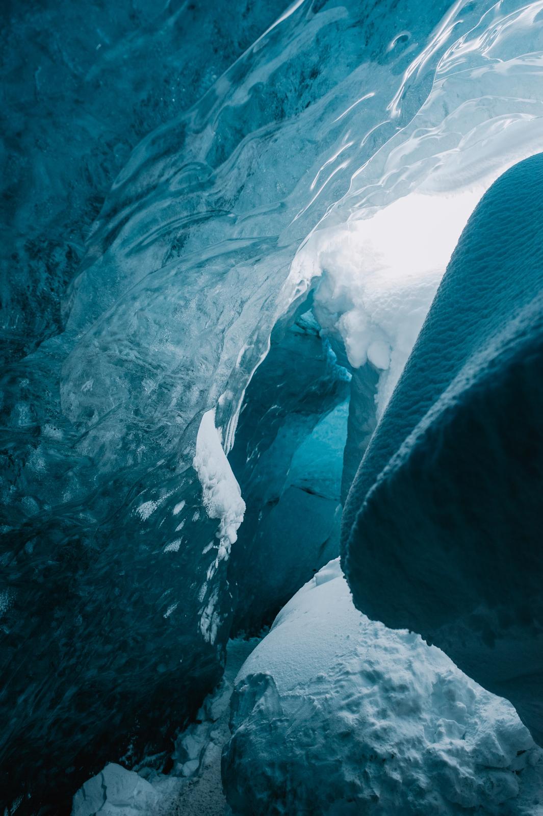 Buz (ice) kar şekilleri