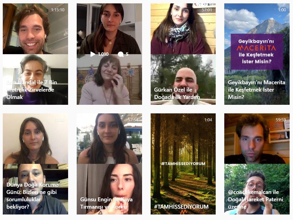 macerita ekibi canlı yayınlar