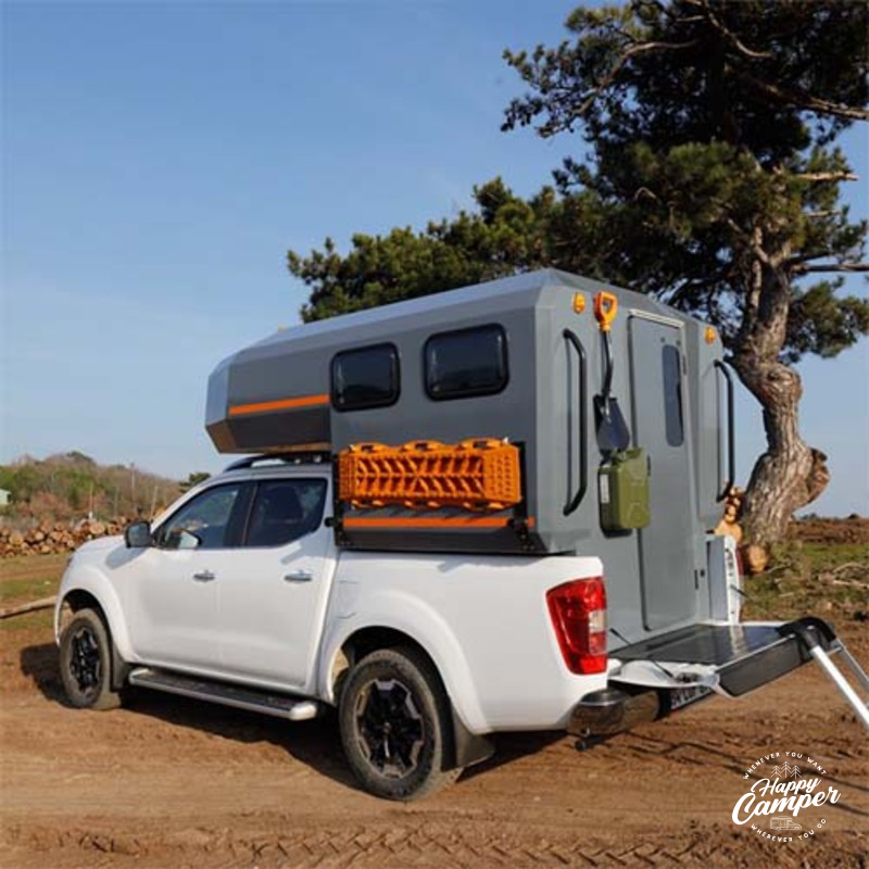 happy camper karavanları