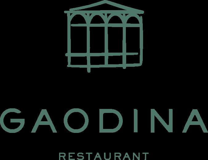 Logo du Domaine et hotel Gaogaia, et Gaodina restaurant, bar, brunch, afterwork