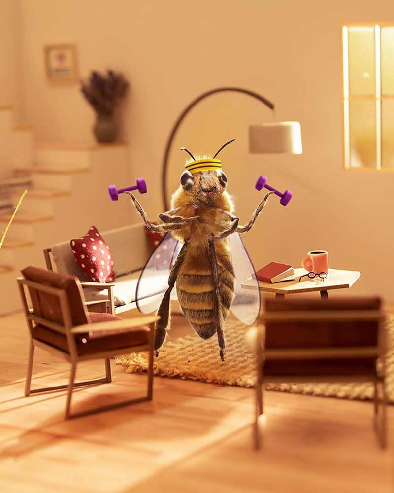 Bee Influencer
