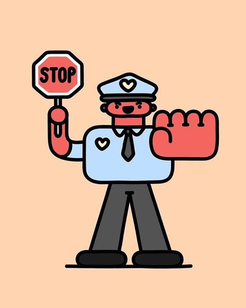 Officer B. Nice