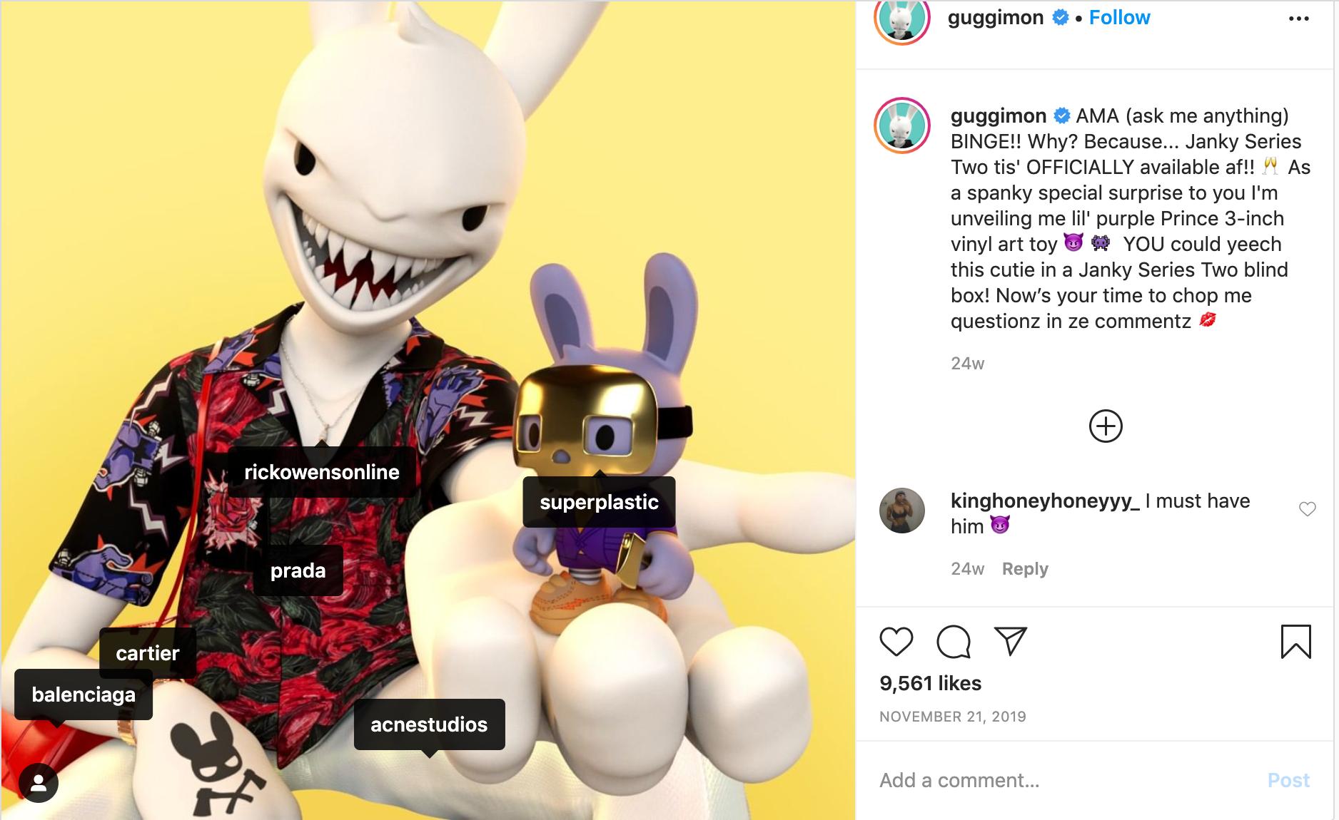 guggimon-virtual-influencer