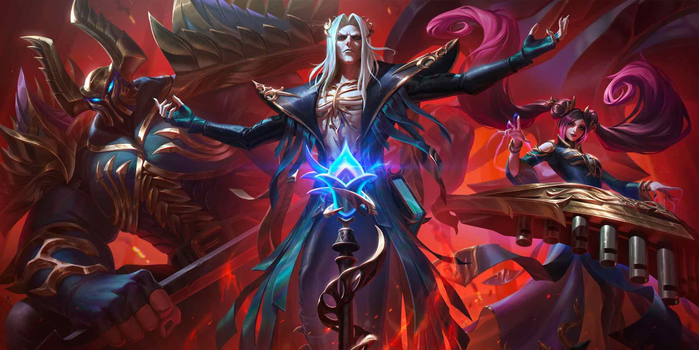 Illustration by Riot Games