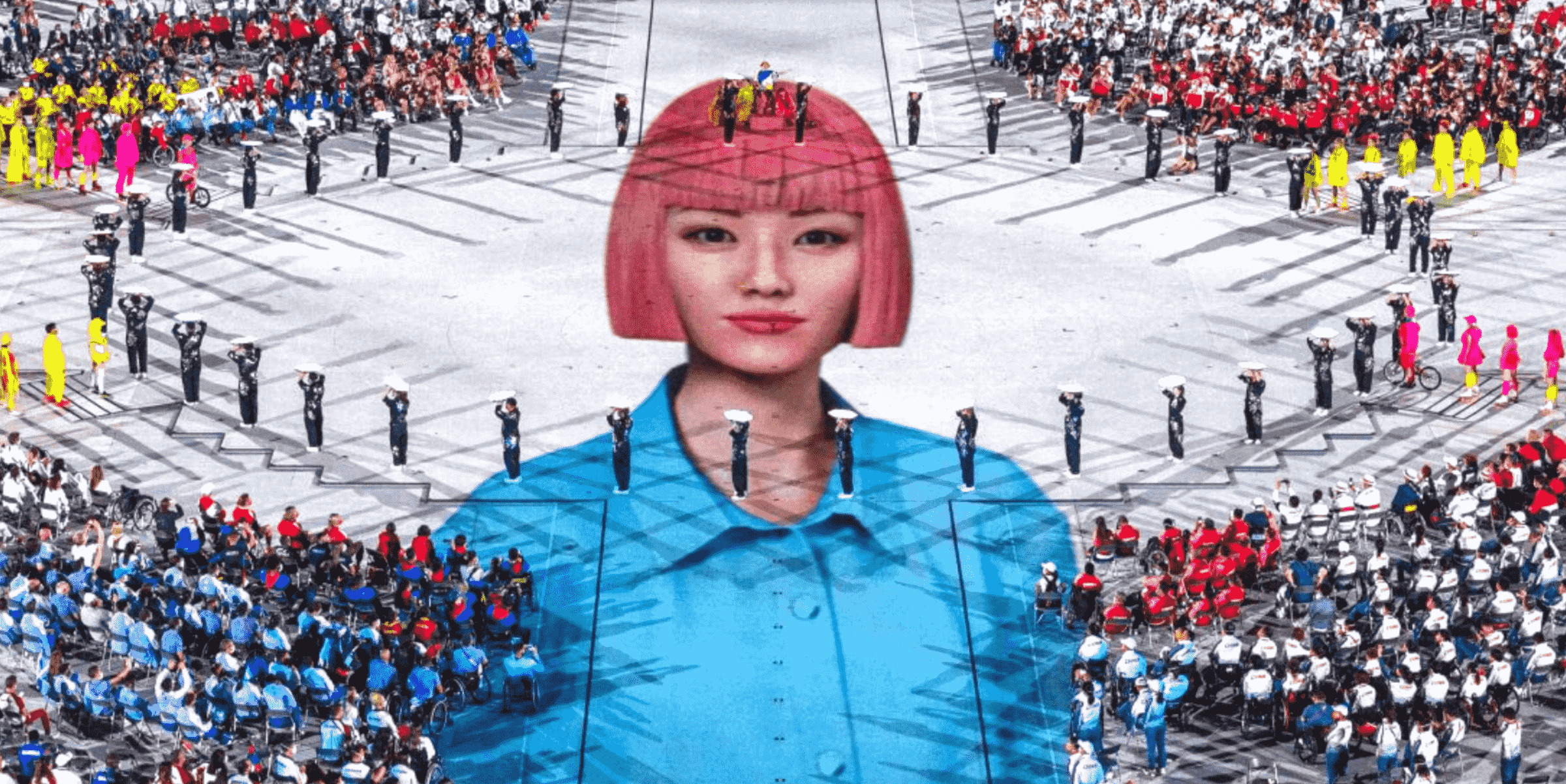 2020 Paralympics Partner With Virtual Influencer Imma Gram