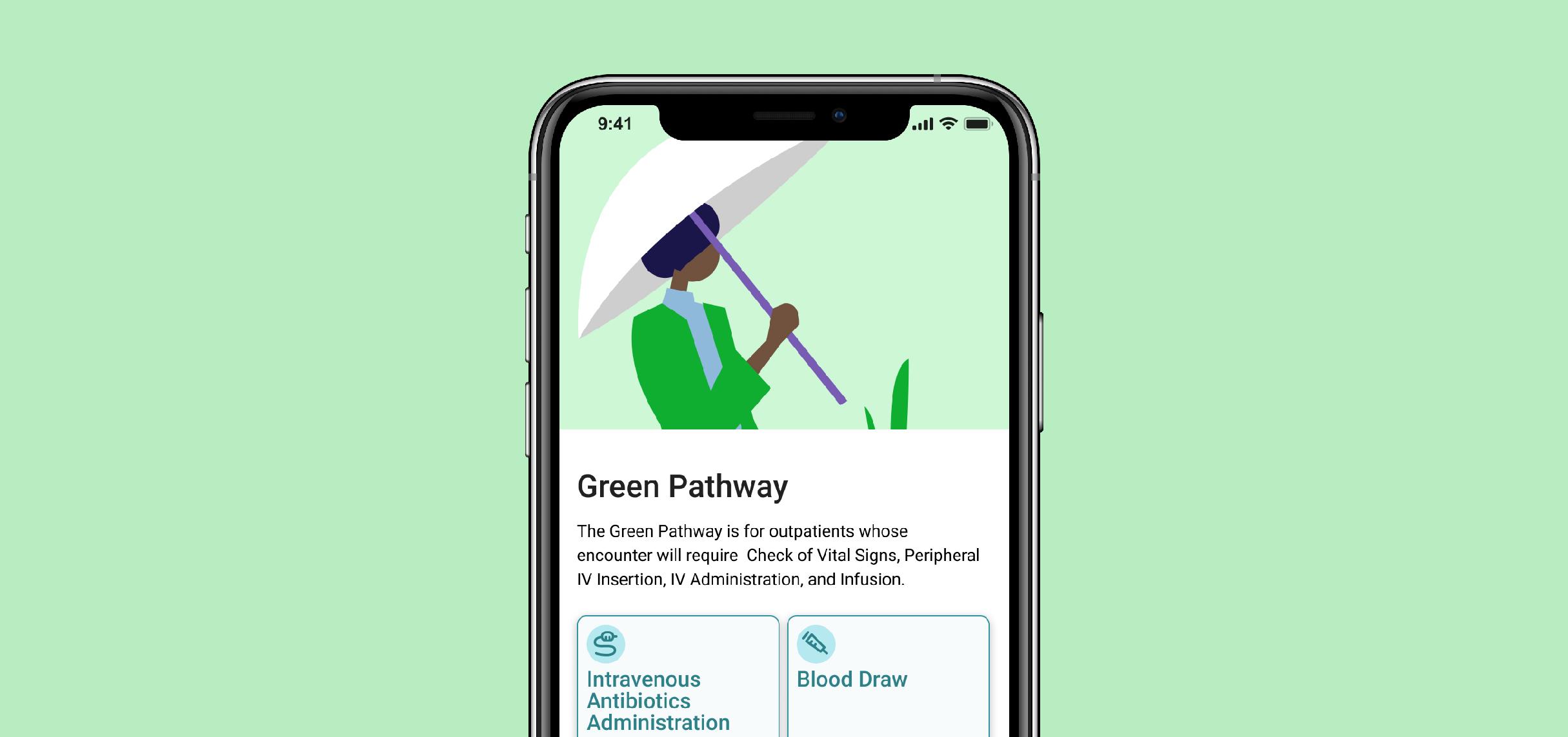 Patient Pathway App