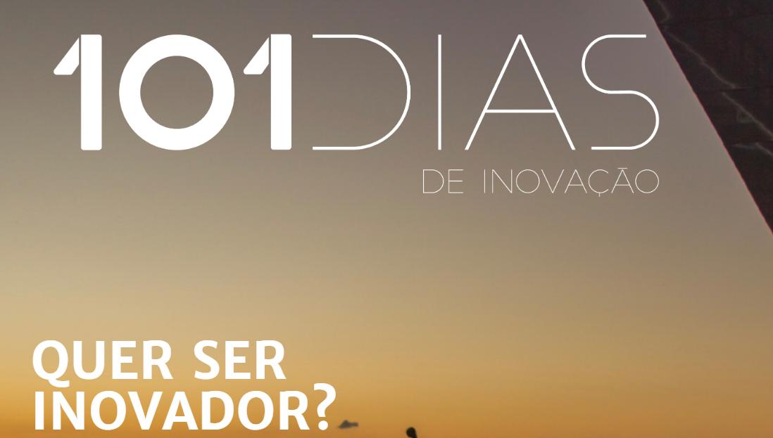 Capa do projeto 101 dias de inovação