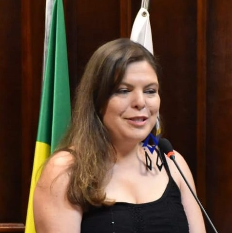 Foto da embaixadora Denise Lícia Boni de Oliveira Gasparini, Itu - SP