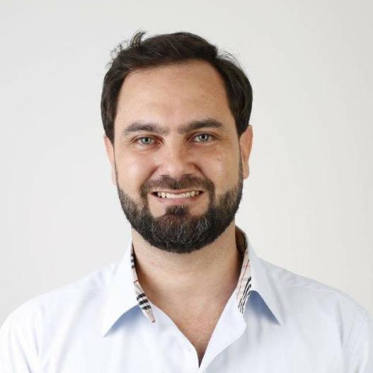 Foto do embaixador Rafael Primo Turra, Vila Velha - ES