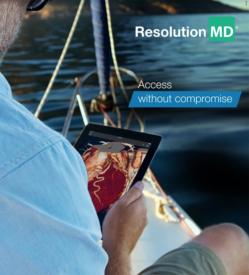 ResolutionMD by PureWeb