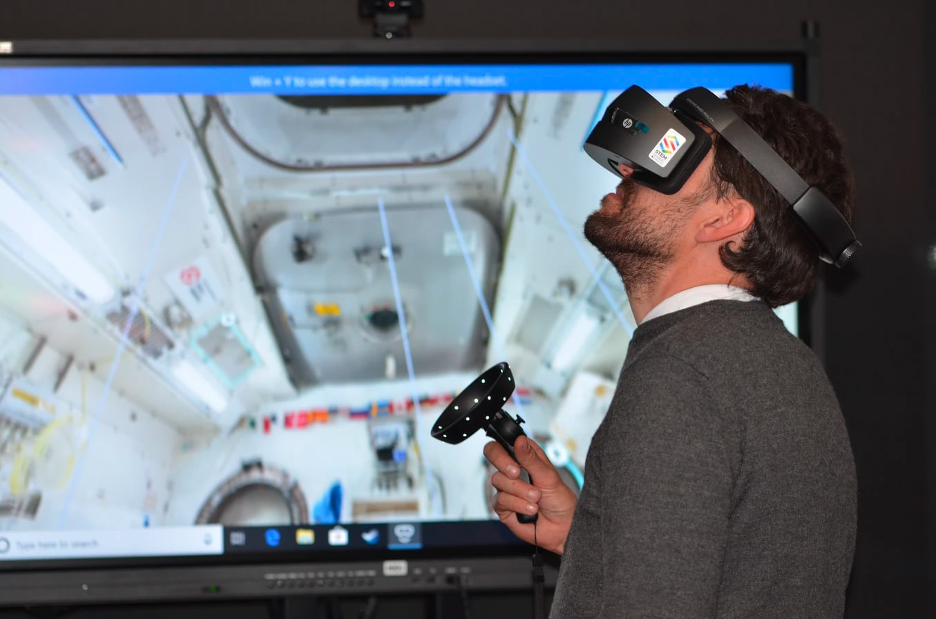 Virtual reality platform Comos Walkinside now available for web browsers and mobile devices