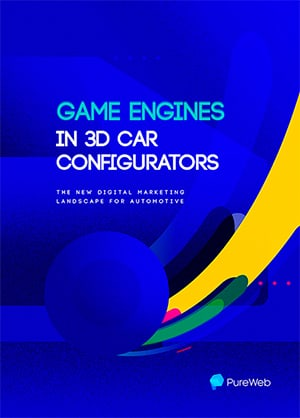Game engines in 3D car configurators