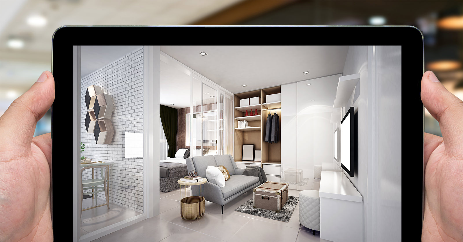 How cloud streaming interactive virtual tours adds value for pre-sale homes