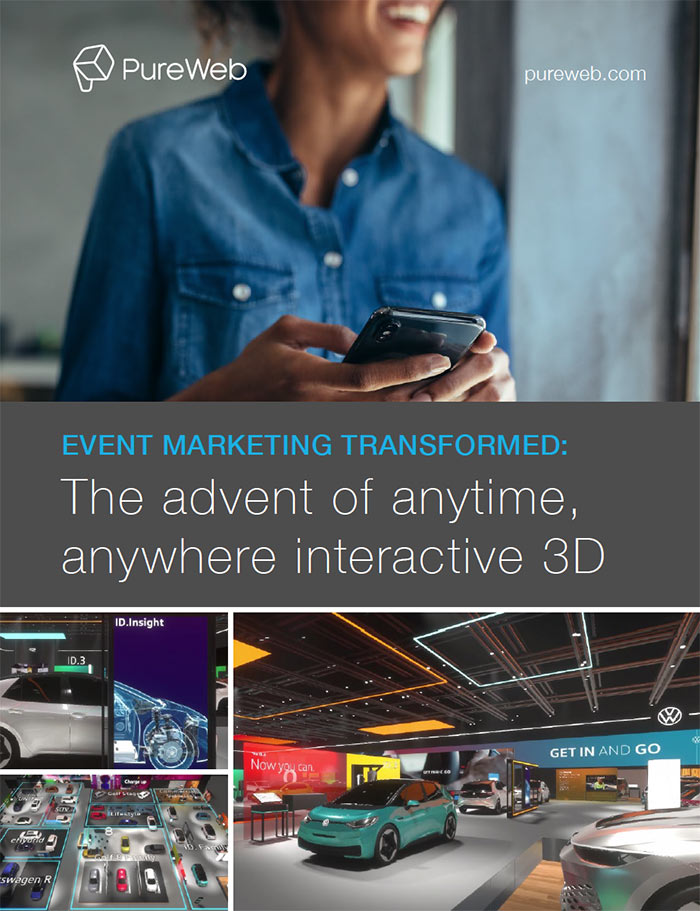 See for how an immersive 3D virtual event can transform and elevate your show.