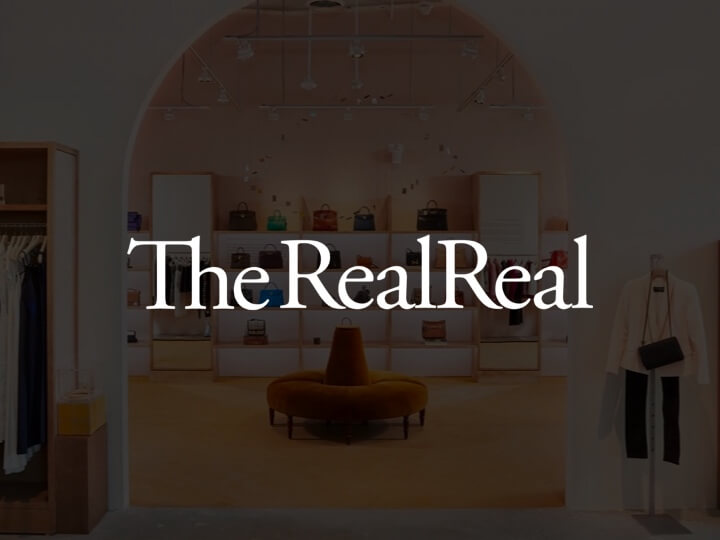 The RealReal Luxury Case Study Hero Image