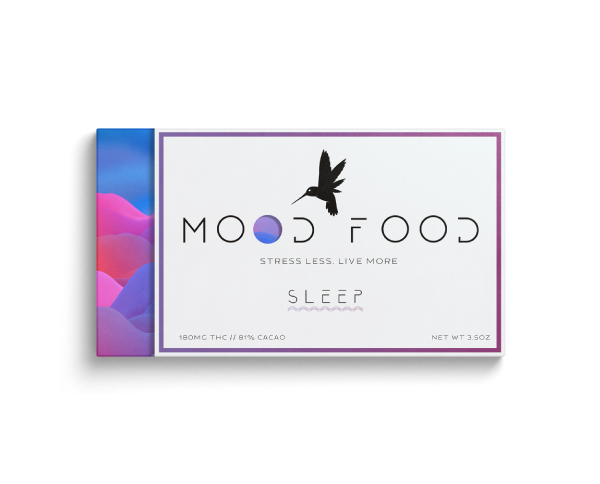 Mood Food Sleep Edibles