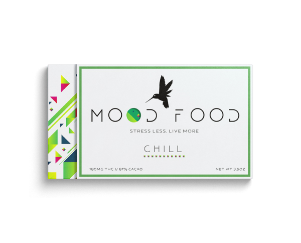 Mood Food Chill Edibles
