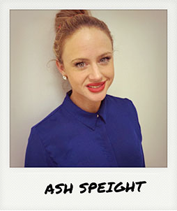 Photo of Ash Speight
