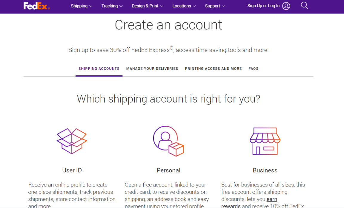 how to schedule a FeDex Pickup
