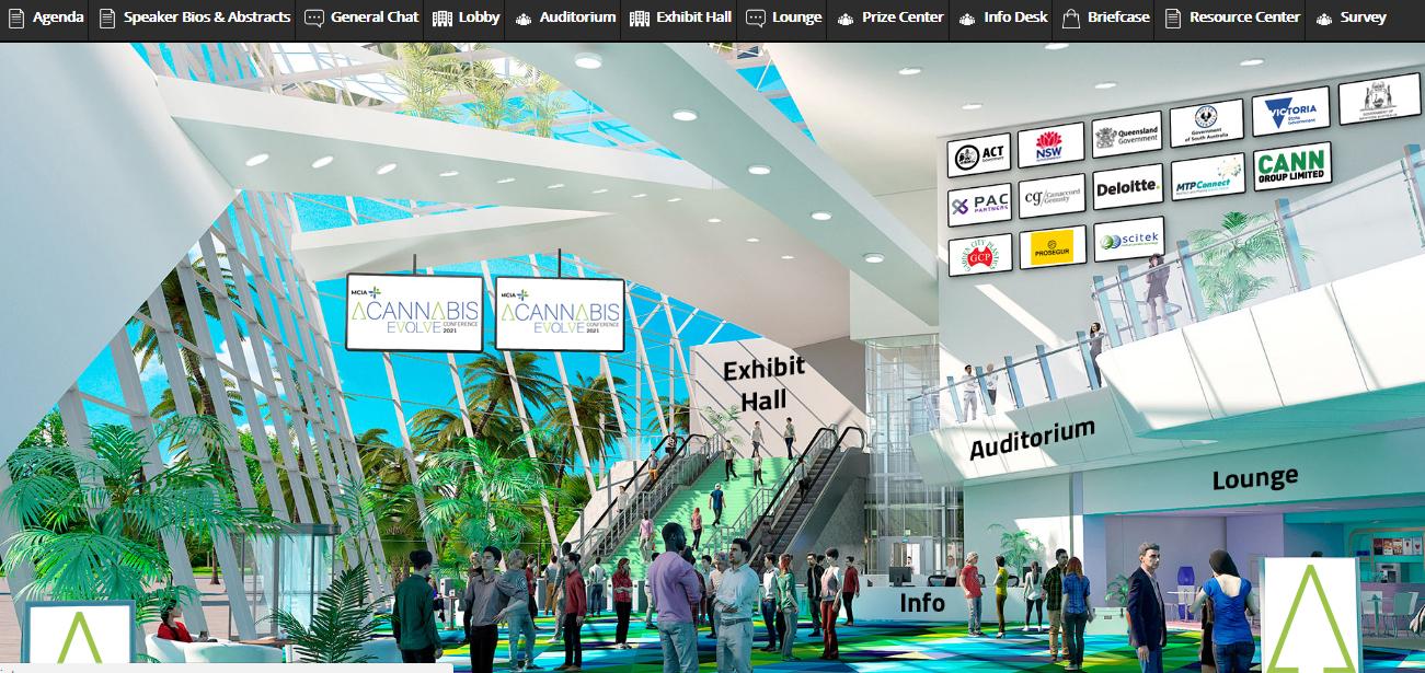 Welcome to the ACannabis virtual lobby