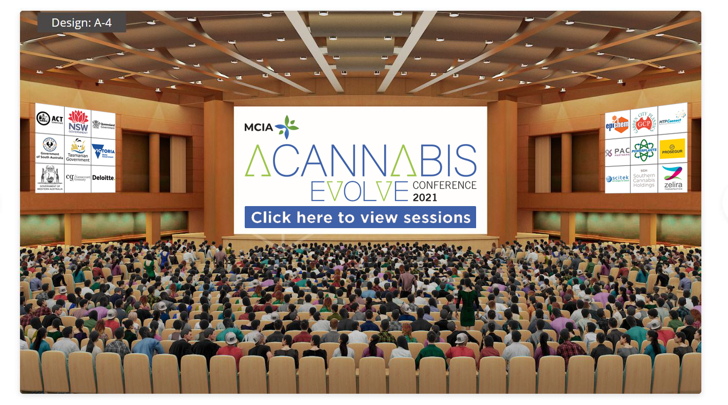 Join national and international speakers in the virtual auditorium