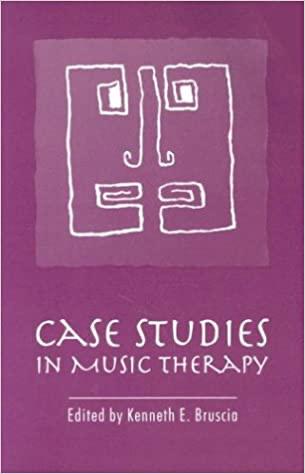 Purple book cover with a white design.